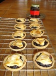 Mince Pies for the lads