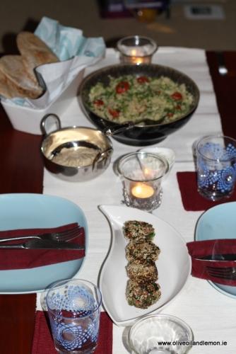 Moroccan Feast