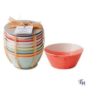 Tapas bowls from Royal Doulton