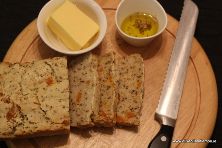 Gluten Free Spicy Bread