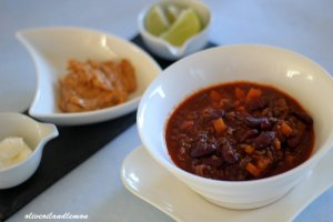 Chilli and Spiced Butter