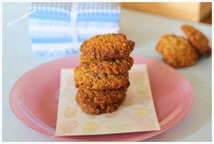 Oatmeal Spelt Cookies