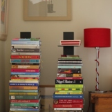 Part of my Cookery Book Collection