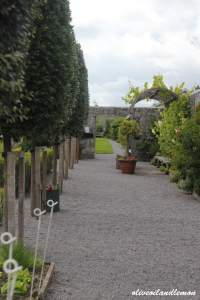 Rothe House Garden Walkway