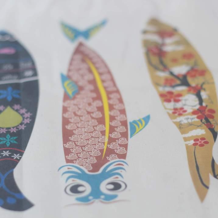 Fish Shopping Bag