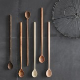 Beautiful tasting spoons in a selection of different woods... Out of stock but how I love them