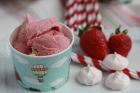 Strawberries and IceCream