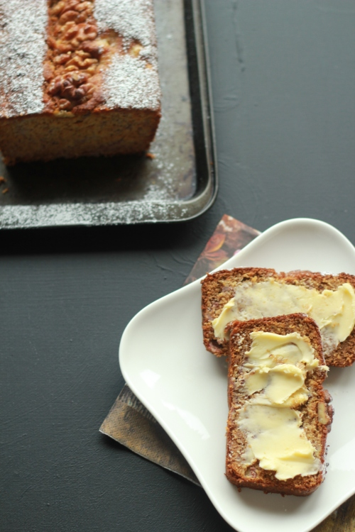 Banana Bread Buttered