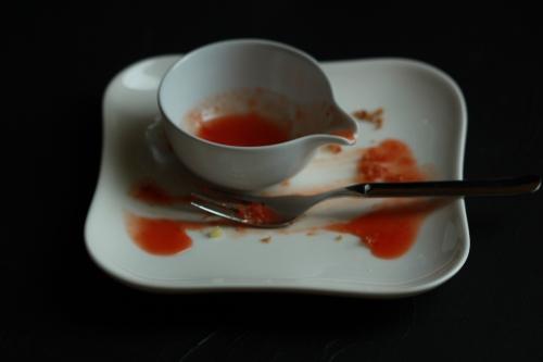 Rhubarb & Syrup