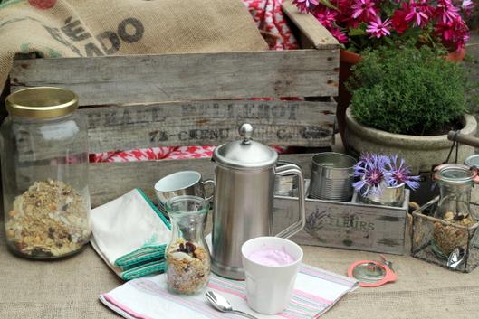 breakfast picnic
