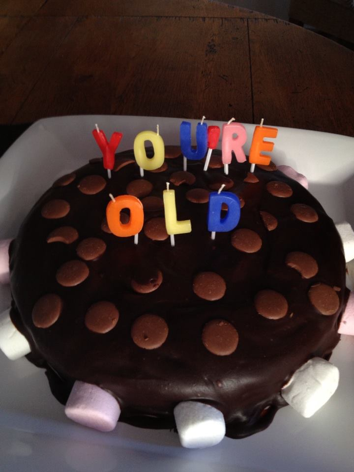 Doms Birthday Cake II