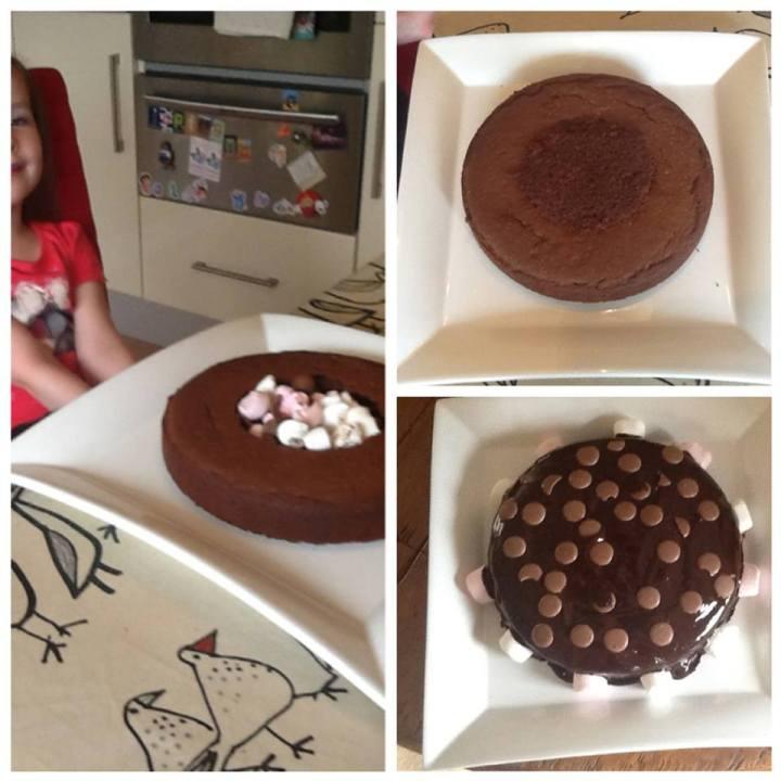 Doms Birthday Cake
