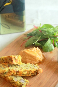 OO&L Lentil Quinoa and rice loaf