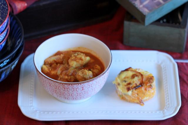 Autumn Eats….Indian Spiced Sweet Potato Gratin | oliveoilandlemon