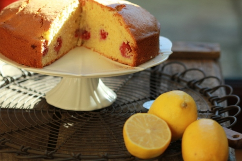 OO&L Raspberry Cake