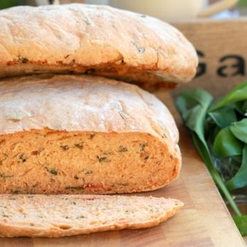 OO&L Wild Garlic Bread III