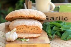 OO&L Wild Garlic Bread II