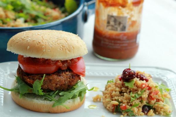 OO&L Bean Burgers  II