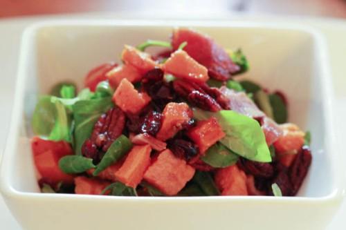 Roast Squash Salad