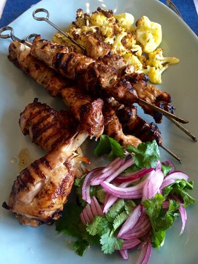 Pomegranate and Honey Glazed Chicken – A perfect summer dish ...